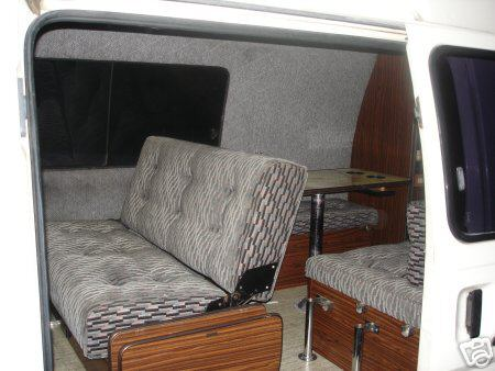 Camper van conversion example layouts campervan life lots of seats in this van the seat on the left is dual purpose the back changes direction so people can face forward when driving and face backwards solutioingenieria Images
