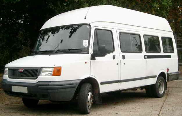 Choosing a base vehicle for a camper van conversion