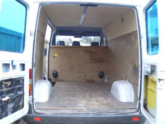 We Got To The Garage And Guys Where Helpful Van Was A Little Tatty But Not Too Bad I Took It For Drive Drove Well
