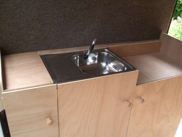 Mercedes Sprinter conversion - The Pampy Camper ...