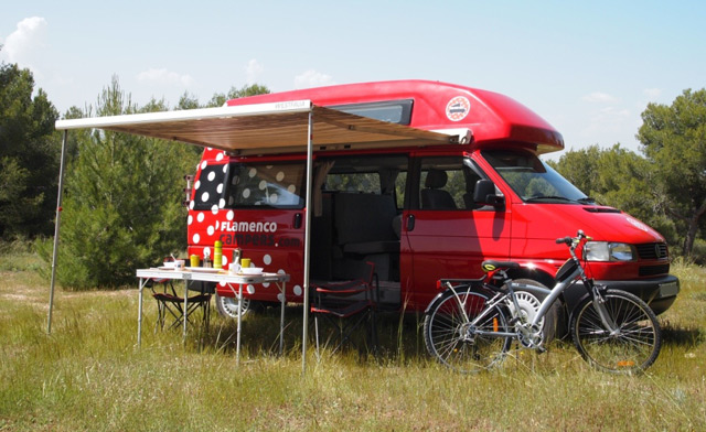 3eb4117fe6 Flamenco Campers gives you the chance to hire a camper and explore  Andalusia