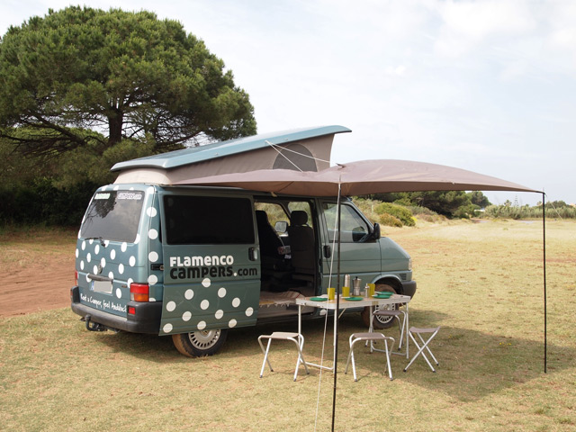 4af597cae4 We hire VW T4 Westfalia California Campervans with an extensive array of  standard equipment and many additional extras available as an option.