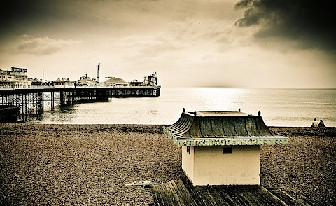 Moved to Brighton