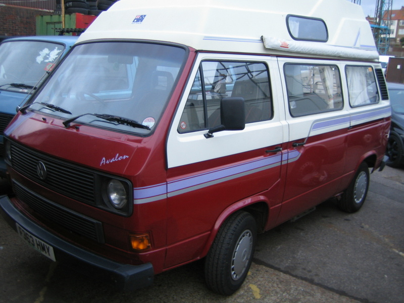 VW Camper Vans For Sale and Rent in Brighton and East Sussex