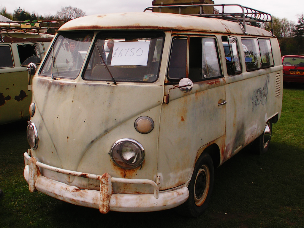 Buying And Selling Camper Vans