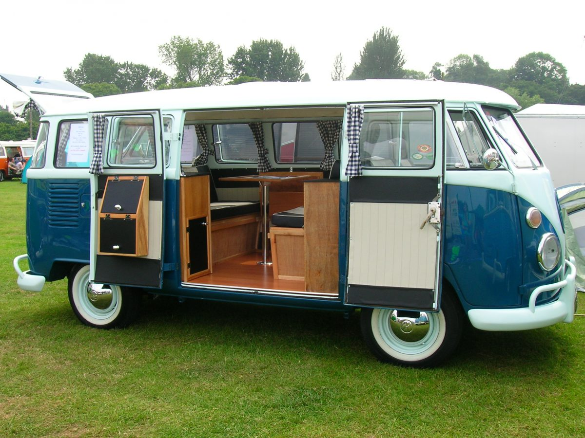 A guide to VW Split Screen Camper Van (Type 2 T1)