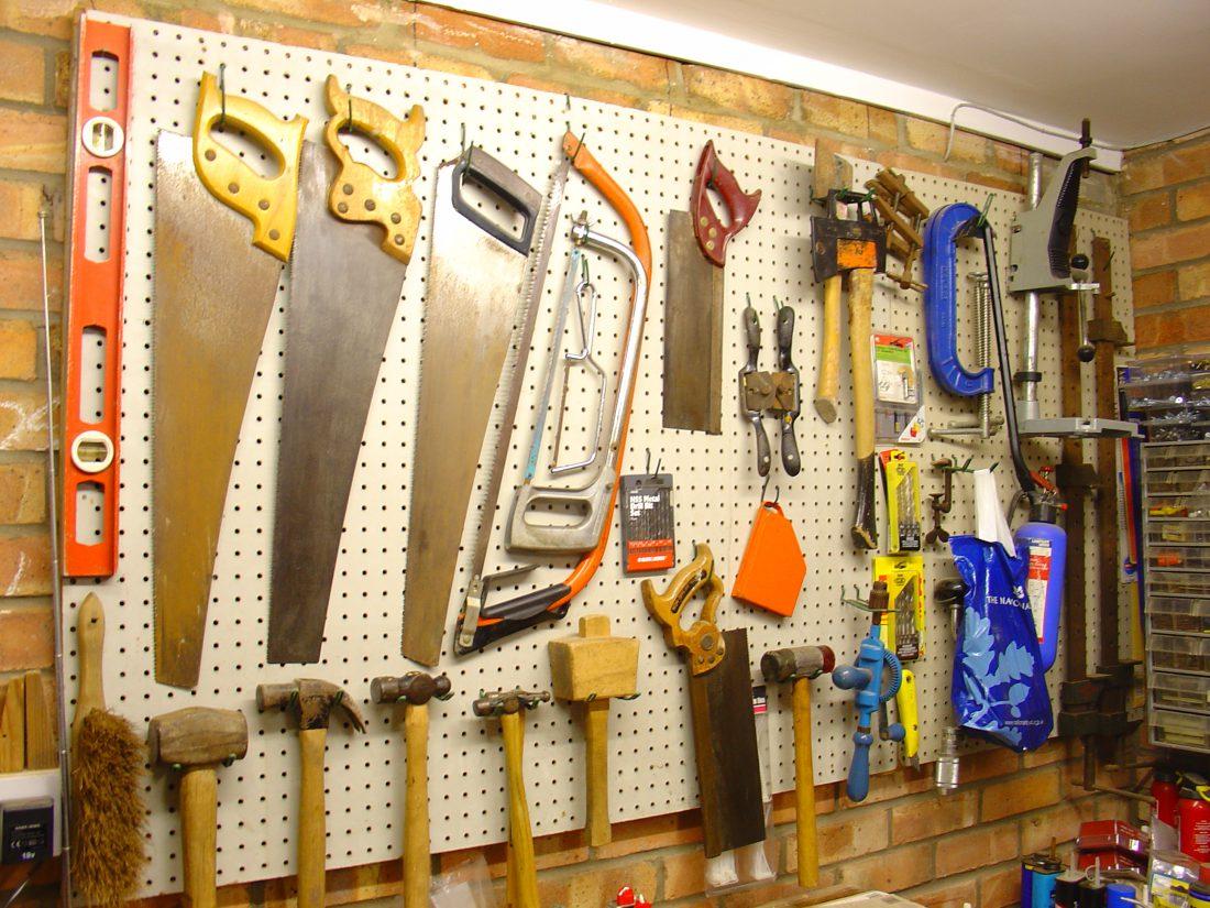 Preparation – tools & parts