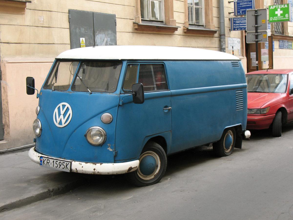 Volkswagen VW Transporter