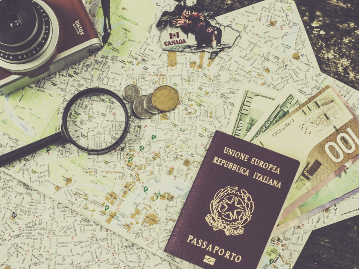 Visas and Passports
